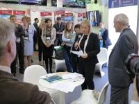 Delgacja Uniwersytetu podczas międzynarodowych targów edukacyjnych