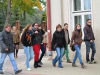 Biesiada integracyjna dla studentów zagranicznych programu Erasmus