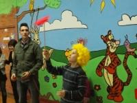 Studenci ESN Olsztyn stworzyli Hol Erasmusa w Szpitalu Dziecięcym w Olsztynie